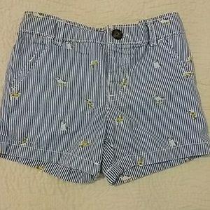 Carter's baby boys shorts